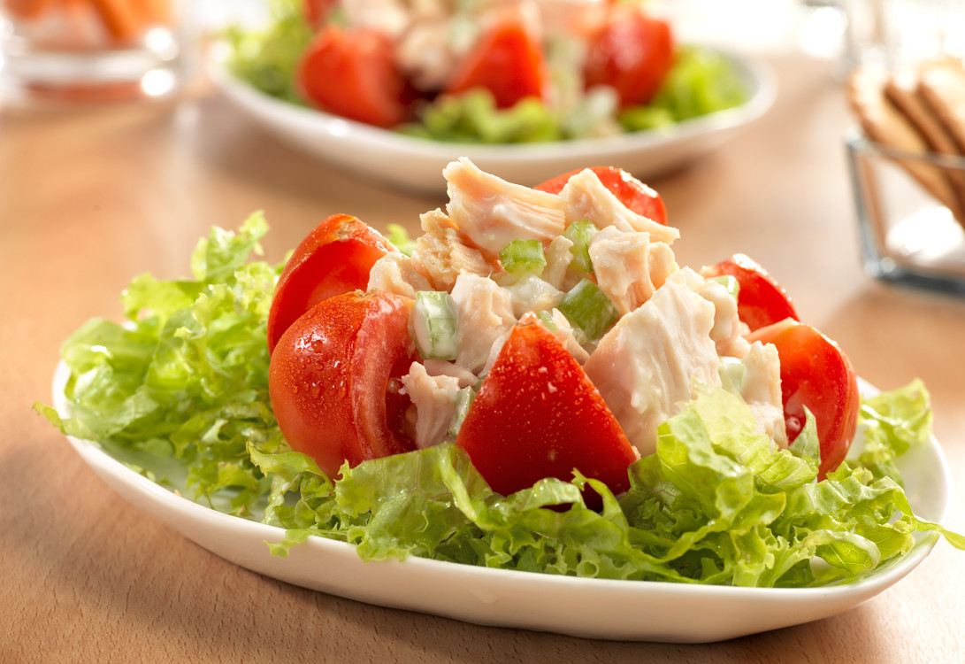 Healthy Heart Recipes  Swanson Heart Healthy Chicken Sandwich Recipe — Dishmaps