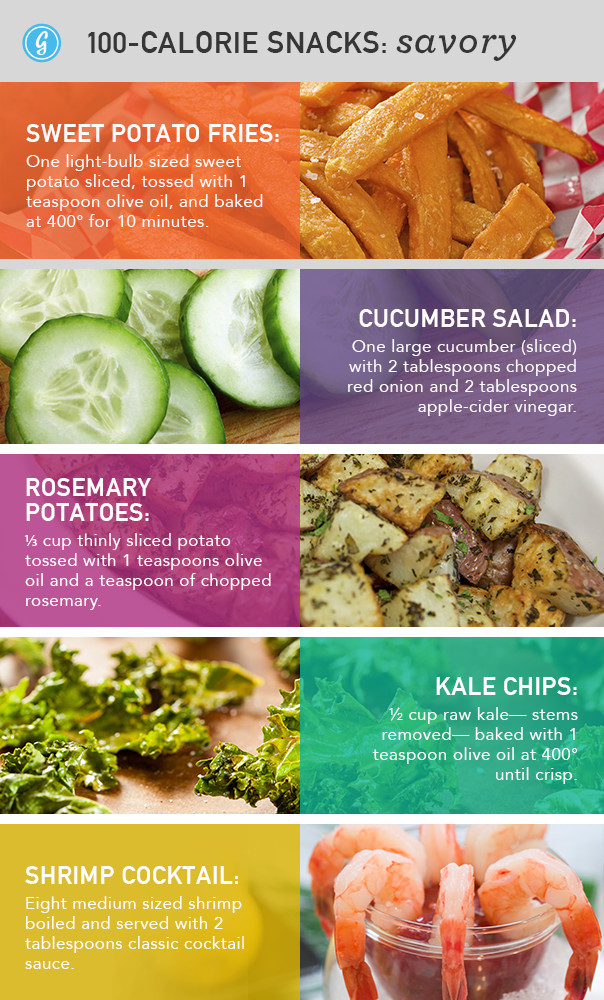 Healthy High Calorie Snacks  Low Calorie Snacks 88 Unexpected Snacks Under 100
