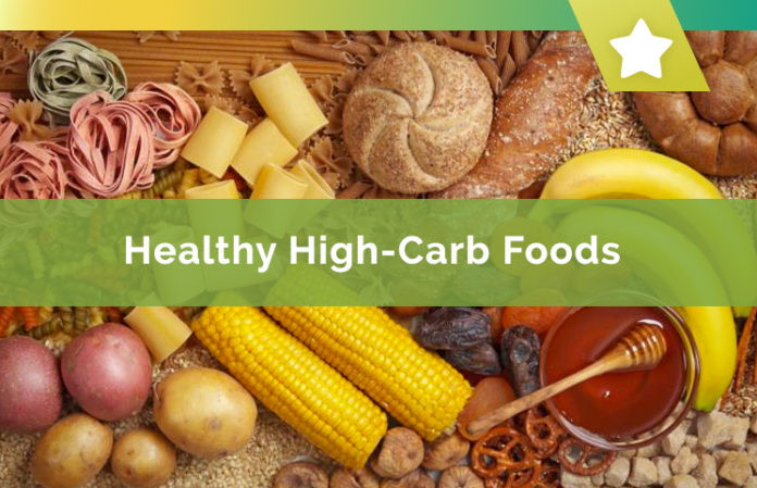 Healthy High Carb Snacks  11 Healthy High Carb Foods Guide Good Carbohydrates For