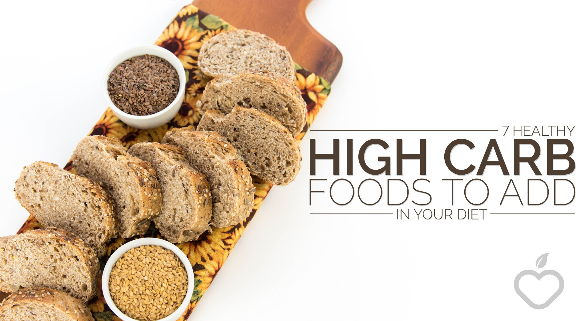 Healthy High Carb Snacks  7 Healthy High Carb Foods To Add In Your Diet