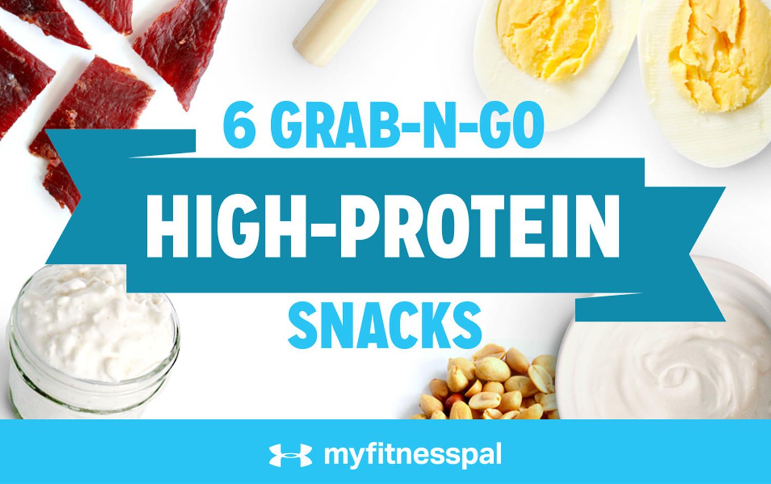 Healthy High Snacks  6 Grab N Go High Protein Snacks Hello HealthyHello Healthy