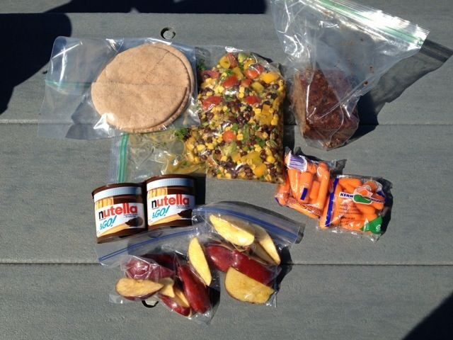 Healthy Hiking Snacks  17 Best images about outdoors on Pinterest