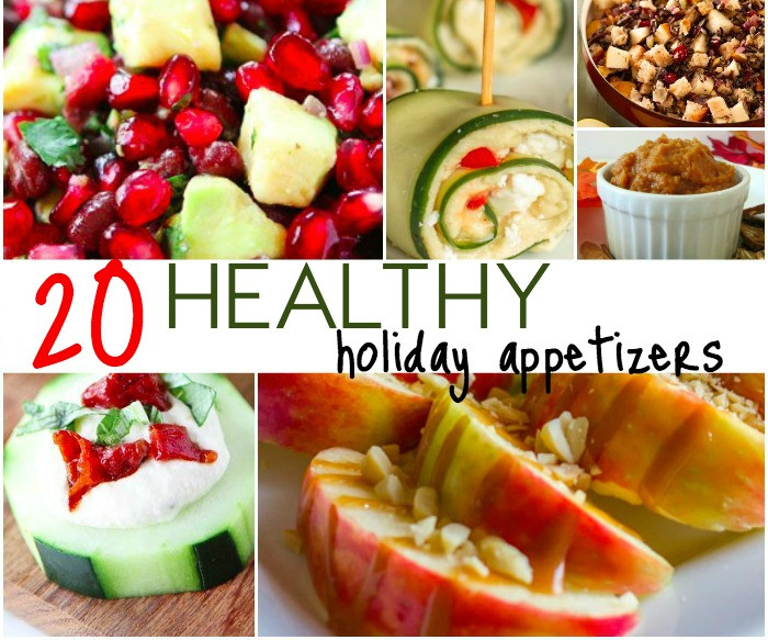 Healthy Holiday Appetizers  20 Healthy Appetizers for the Holidays