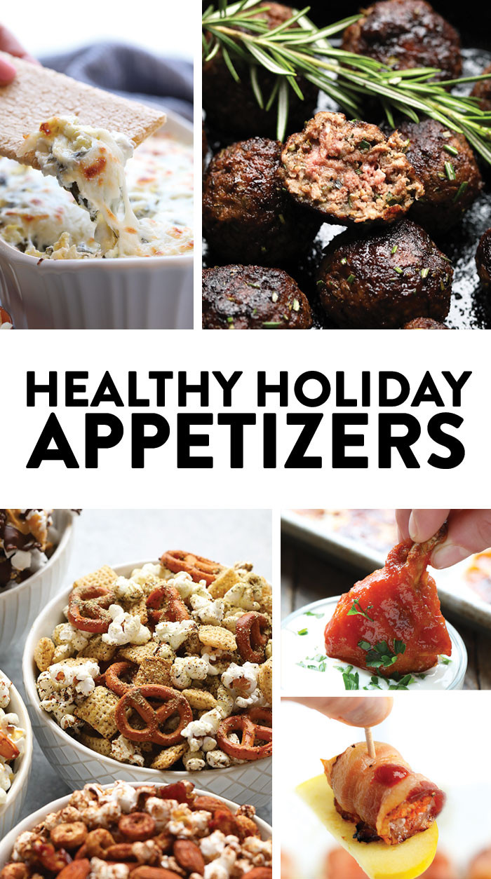 Healthy Holiday Appetizers  Healthy Holiday Appetizers to Wow Your Guests