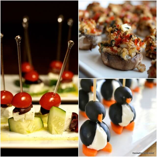 Healthy Holiday Appetizers  100 Healthy Holiday Appetizer Recipes Cocktail Party