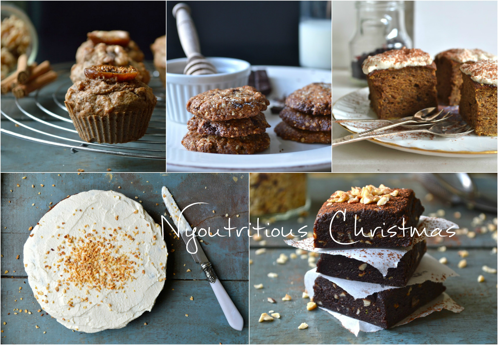 Healthy Holiday Desserts  Healthy Christmas Desserts Nyoutritious