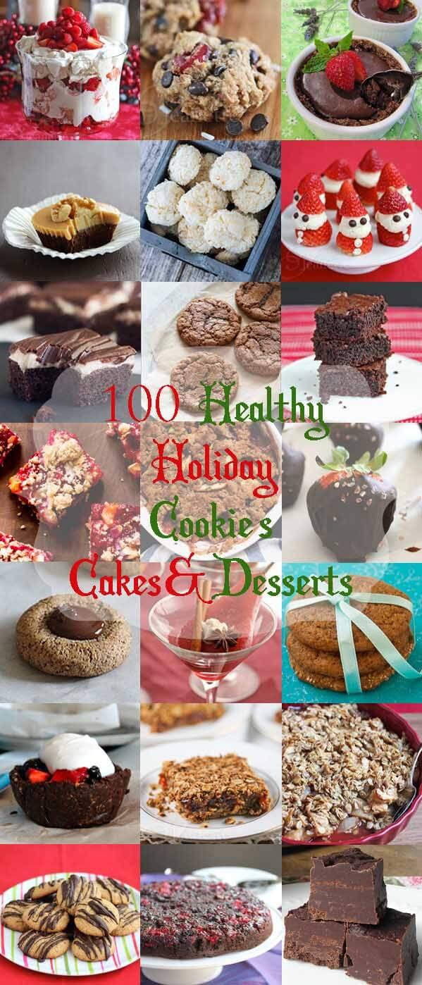 Healthy Holiday Desserts  Healthy Holiday Dessert Recipes Christmas