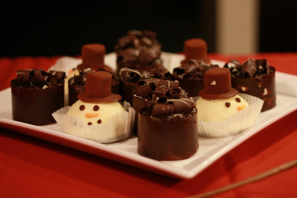 Healthy Holiday Desserts  8 Healthy Holiday Desserts Gallagher