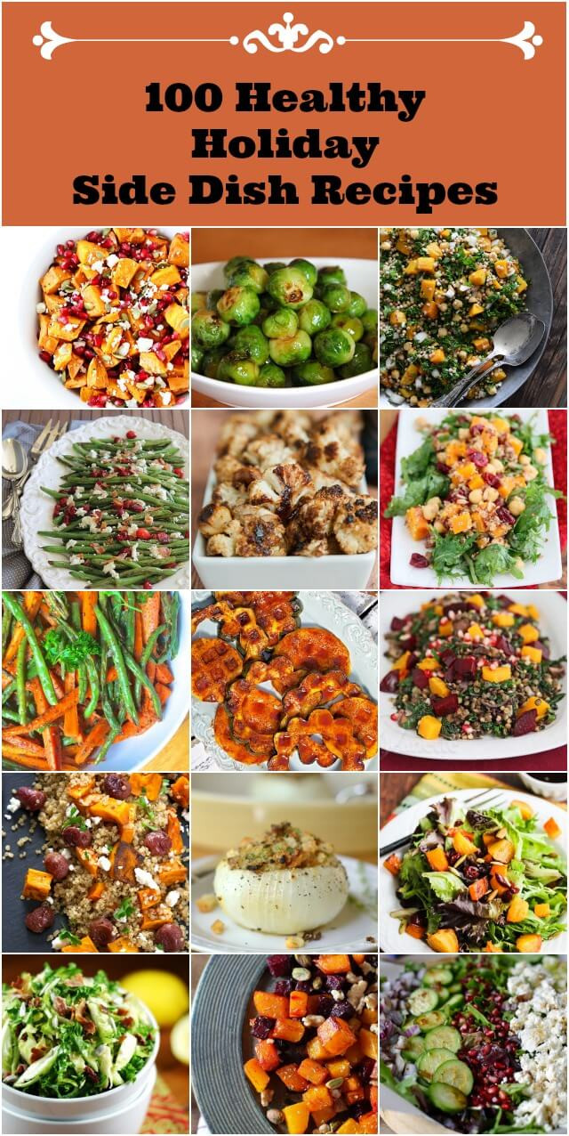 Healthy Holiday Side Dishes  100 Healthy Holiday Side Dish Recipes Jeanette s Healthy