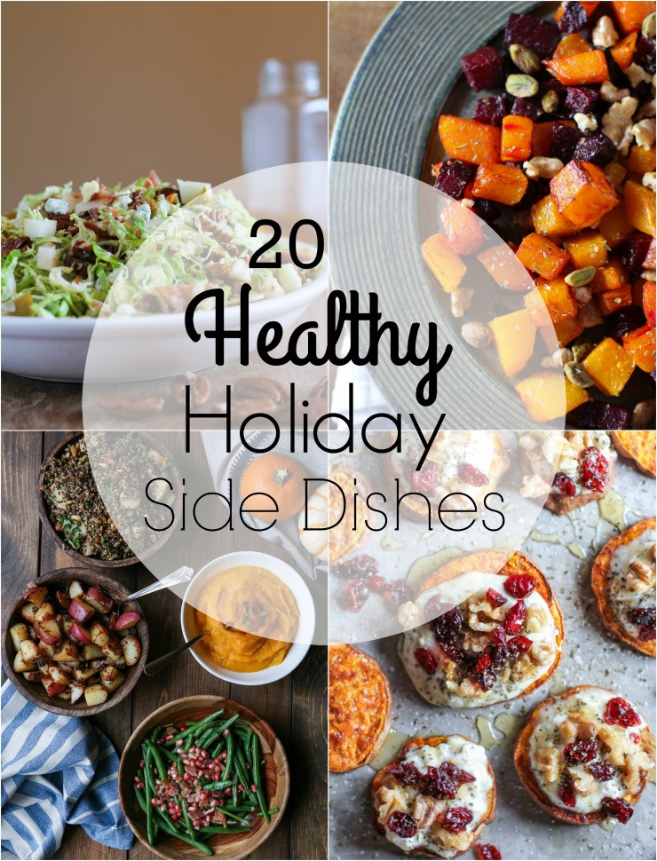 Healthy Holiday Side Dishes  Healthy Holiday Side Dishes The Roasted Root
