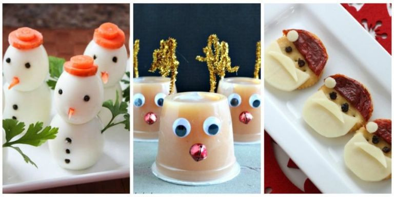 Healthy Holiday Snacks  17 Healthy Christmas Snacks for Kids Easy Ideas for