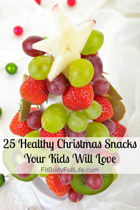 Healthy Holiday Snacks  Kid Friendly Christmas Recipes and Mom s Library 169