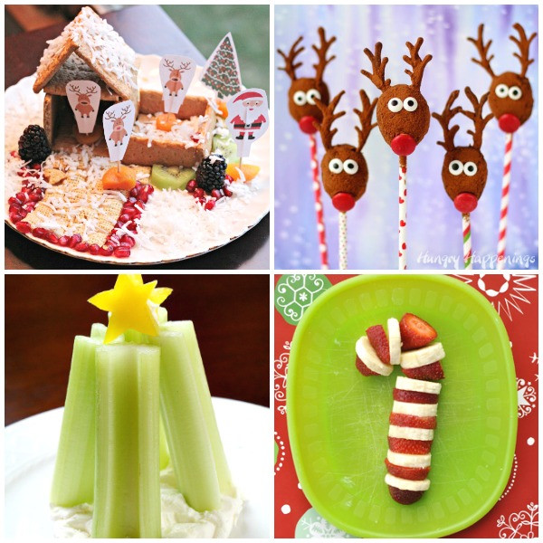 Healthy Holiday Snacks  25 Healthy Christmas Snacks Fantastic Fun & Learning