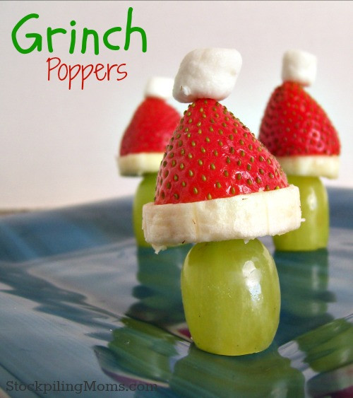 Healthy Holiday Snacks  Healthy Christmas Snacks for you and for the kids Gym Bunny