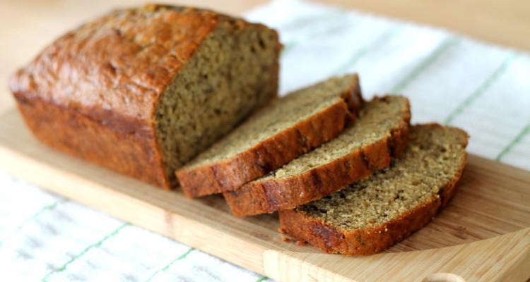 Healthy Homemade Banana Bread  Easy Delicious and Healthy Banana Bread Recipe So Good