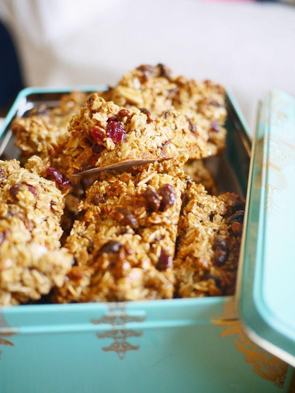 Healthy Homemade Breakfast Bars  Top 25 best Homemade breakfast bars ideas on Pinterest