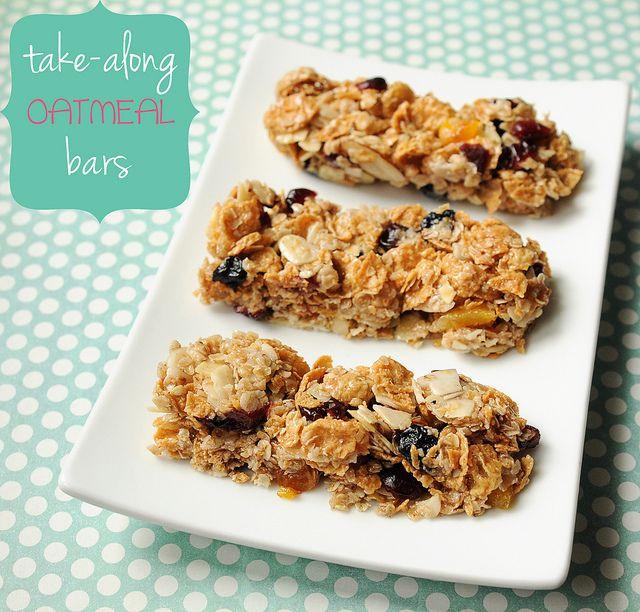 Healthy Homemade Breakfast Bars  The 25 best Homemade oatmeal bars ideas on Pinterest