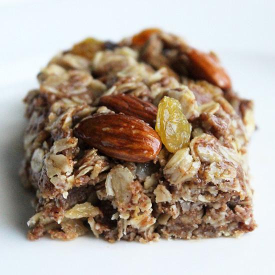 Healthy Homemade Breakfast Bars  Healthy Recipe Homemade Breakfast Bars