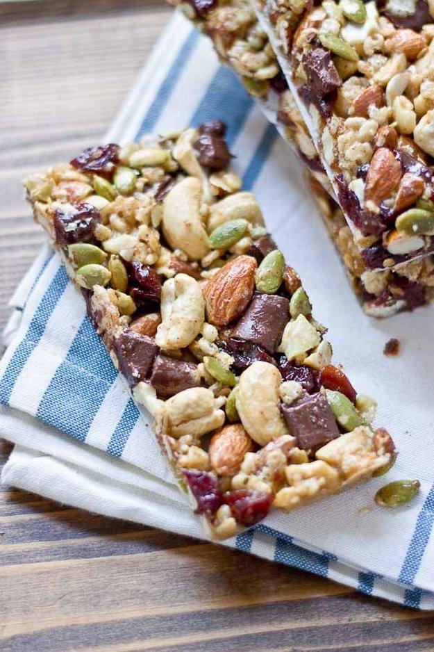 Healthy Homemade Breakfast Bars  22 Homemade Breakfast Bar Recipes