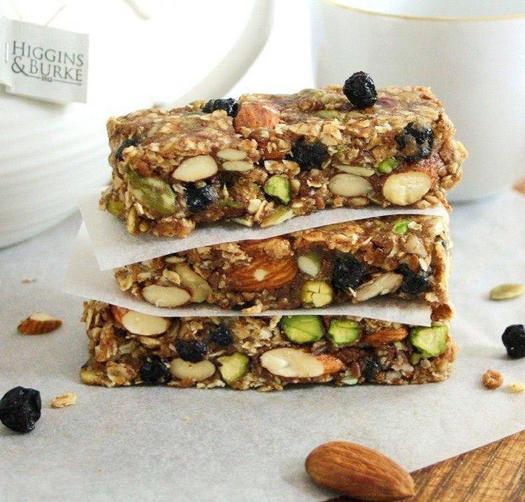 Healthy Homemade Breakfast Bars  8 Healthy Homemade Granola Bars