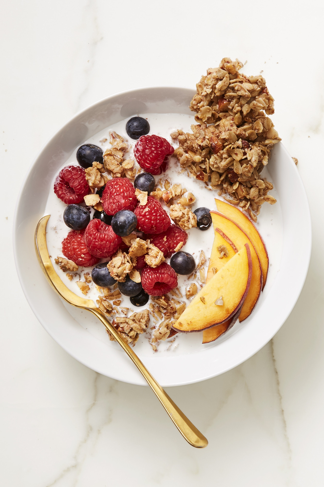 Healthy Homemade Breakfast  Best Sweet and Salty Maple Granola Bark Recipe How to