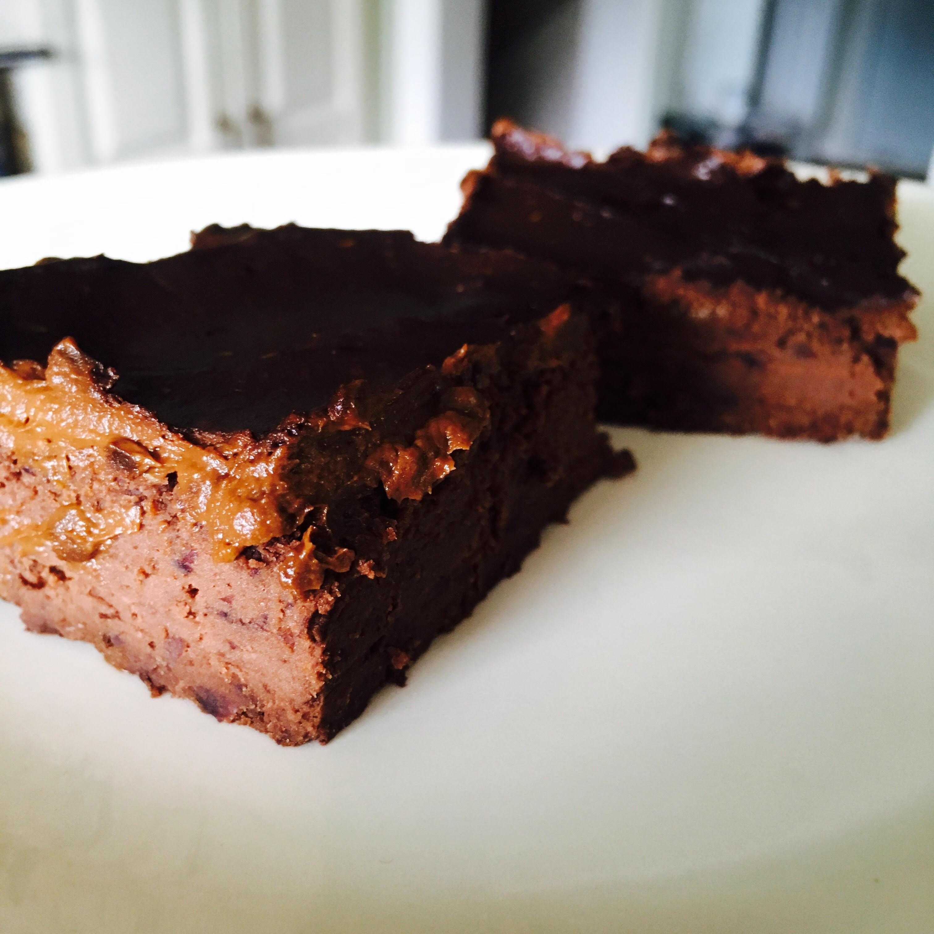Healthy Homemade Brownies  WE LS MEASUREMENTS