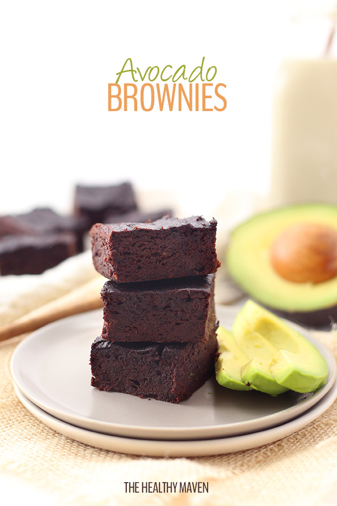 Healthy Homemade Brownies  20 Different Kinds of Avocado Brownies To Try And Whip Up
