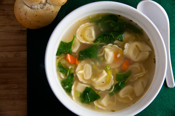 Healthy Homemade Chicken Soup  12 Unique Chicken Soup Recipes to Get You Through Flu Season