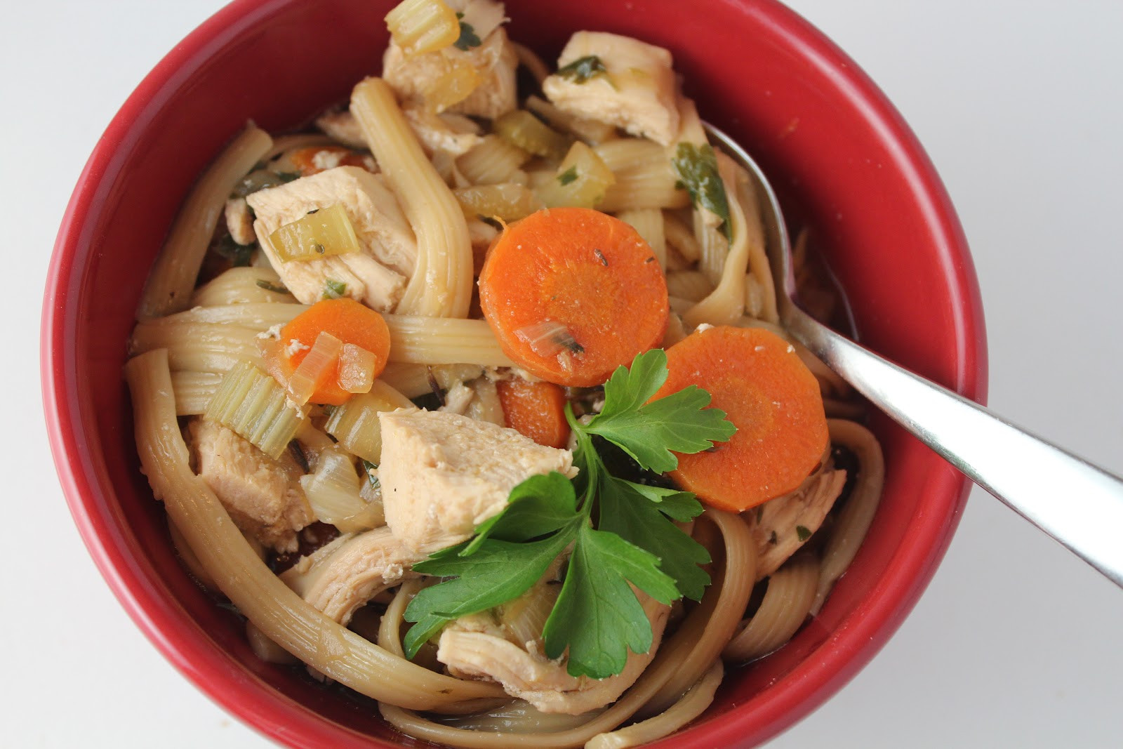 """Healthy Homemade Chicken Soup  Easy """"Homemade"""" Chicken Noodle Soup Yummy Healthy Easy"""