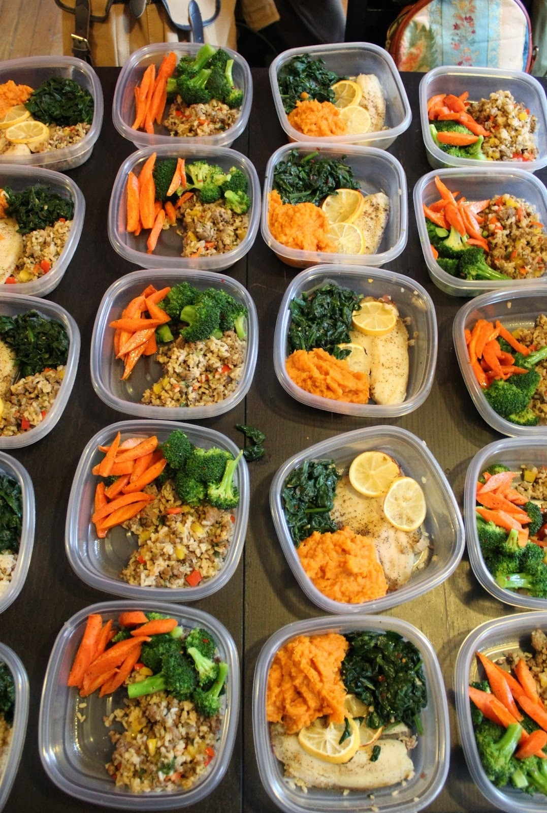 Healthy Homemade Dinners  Healthy Meal Prep Ideas For The WeekWritings and Papers