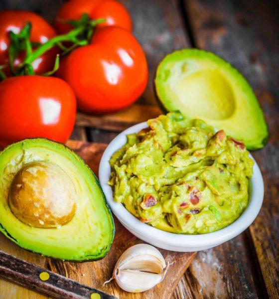 Healthy Homemade Guacamole  Mixed Bean Salad Recipe Change My Eating Habits