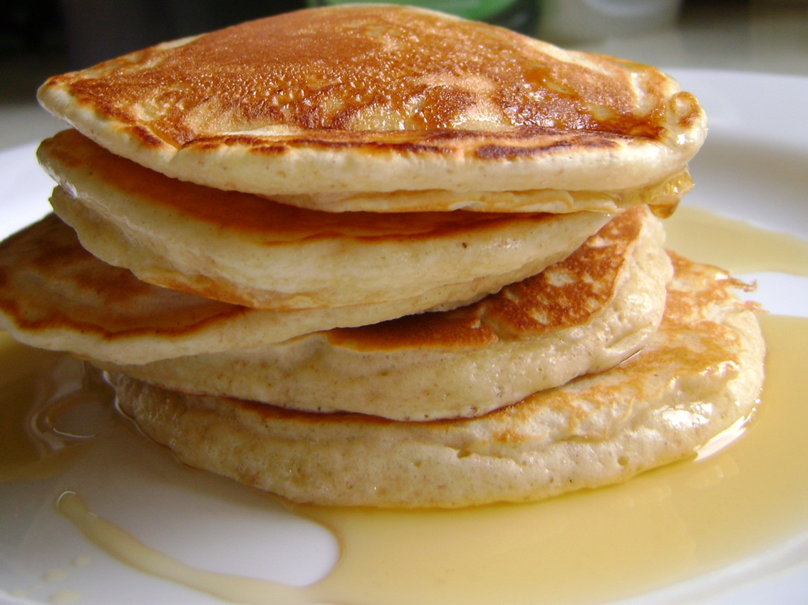 Healthy Homemade Pancakes  Empowered Wellness Healthy YOU Can Do Best Homemade