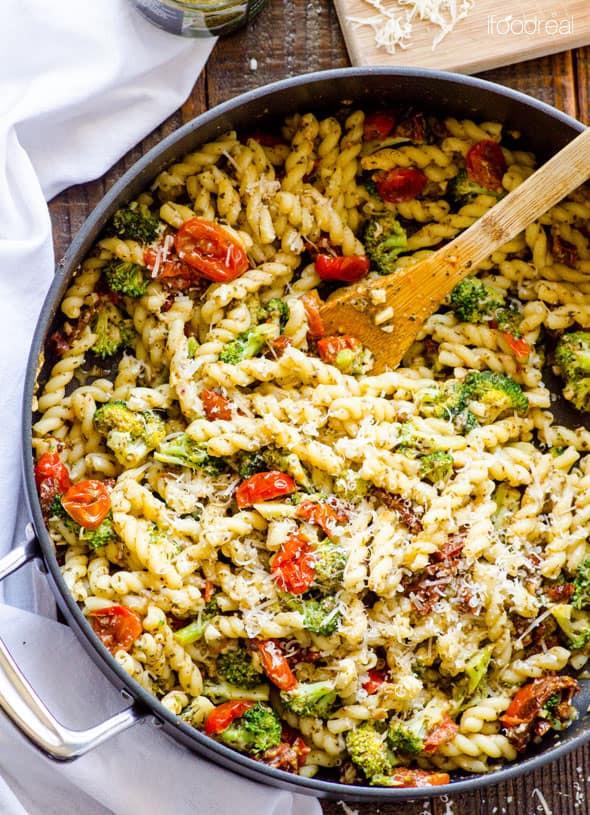 Healthy Homemade Pasta  Healthy Pasta iFOODreal Healthy Family Recipes