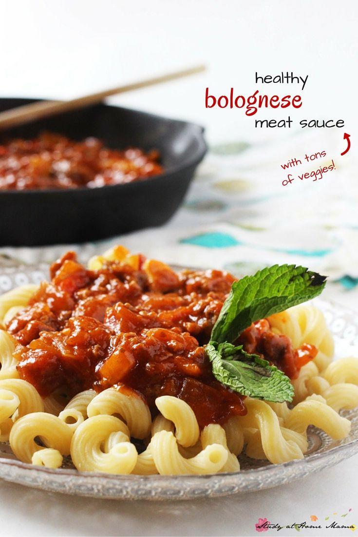 Healthy Homemade Pasta Sauce  Best 25 Healthy pasta sauces ideas on Pinterest