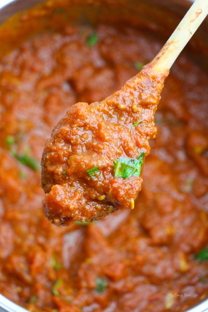 Healthy Homemade Pasta Sauce  Healthy Spaghetti Sauce Recipe