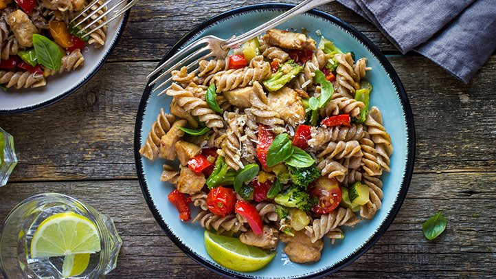 Healthy Homemade Pasta  5 Simple Steps to a Healthy Pasta Dinner