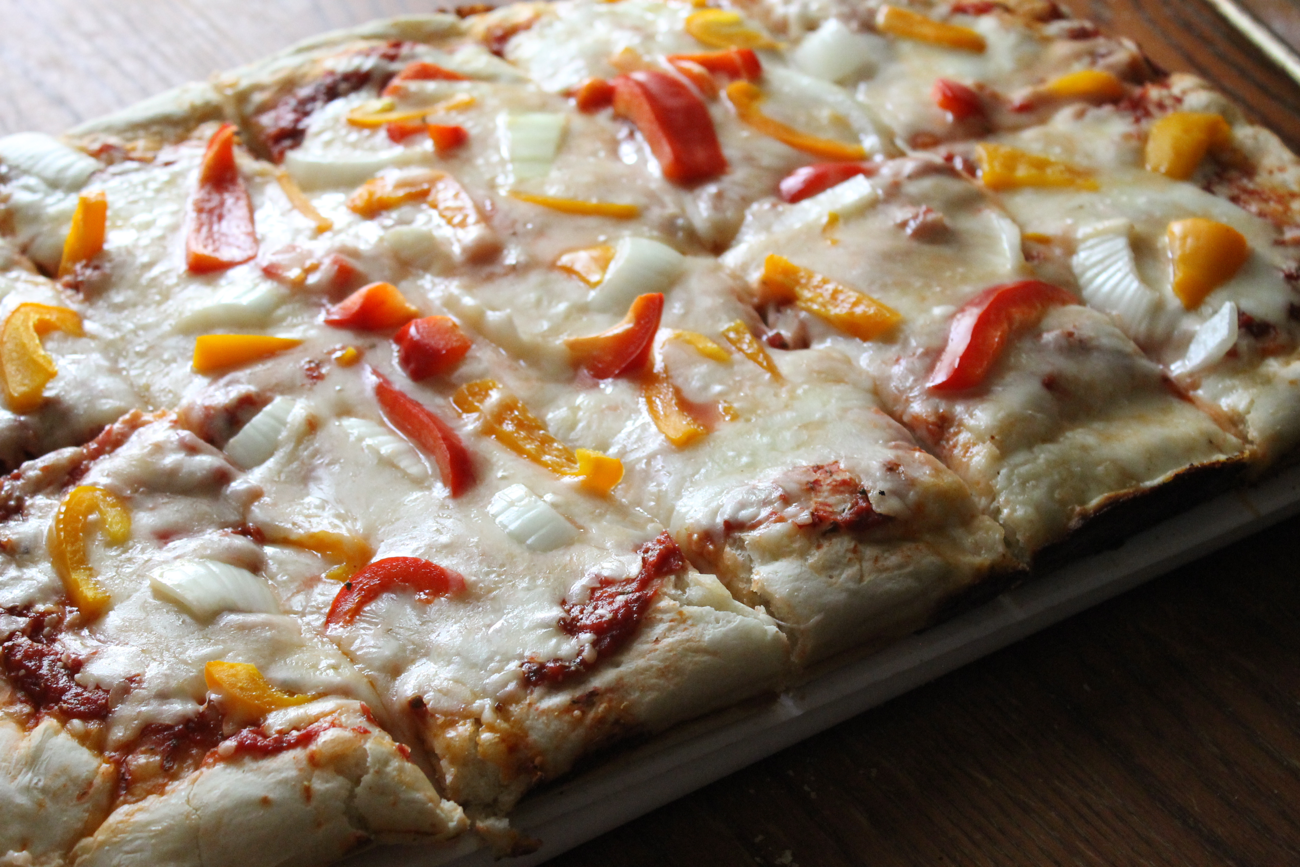 Healthy Homemade Pizza Dough  Healthy Homemade Pizza Crust