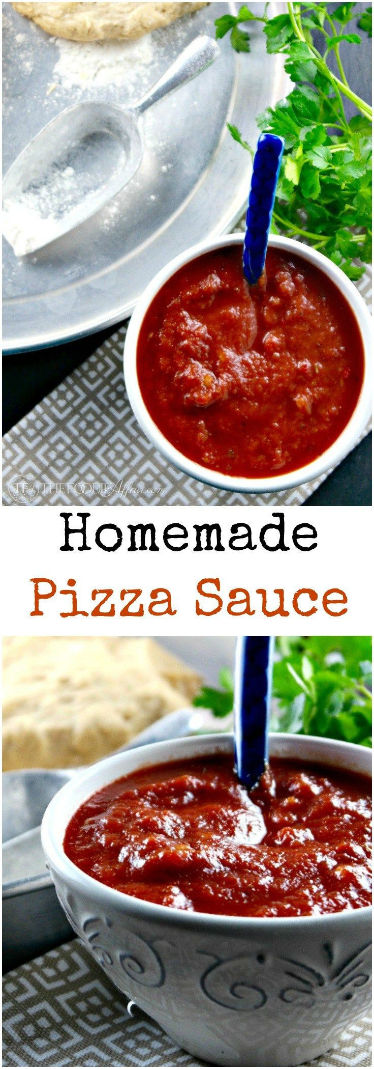 Healthy Homemade Pizza Sauce  best images about Mediterranean Diet Recipes and