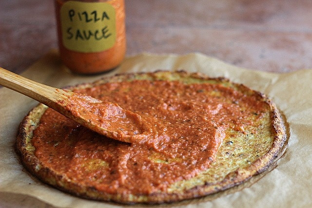Healthy Homemade Pizza Sauce  Easy and Healthy Homemade Pizza Sauce Oatmeal with a Fork