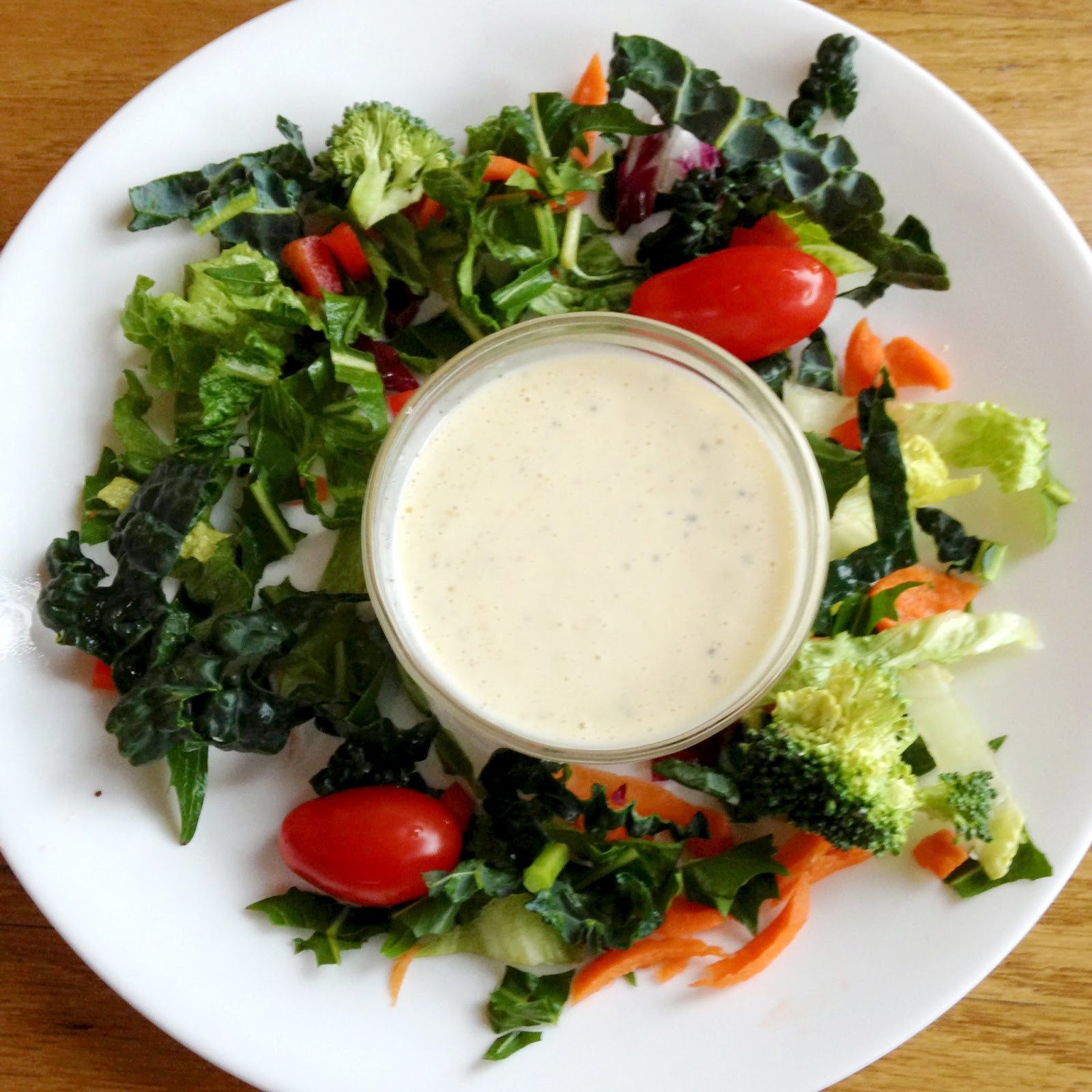 Healthy Homemade Salads  Live Right Be Healthy Homemade Salad Dressing