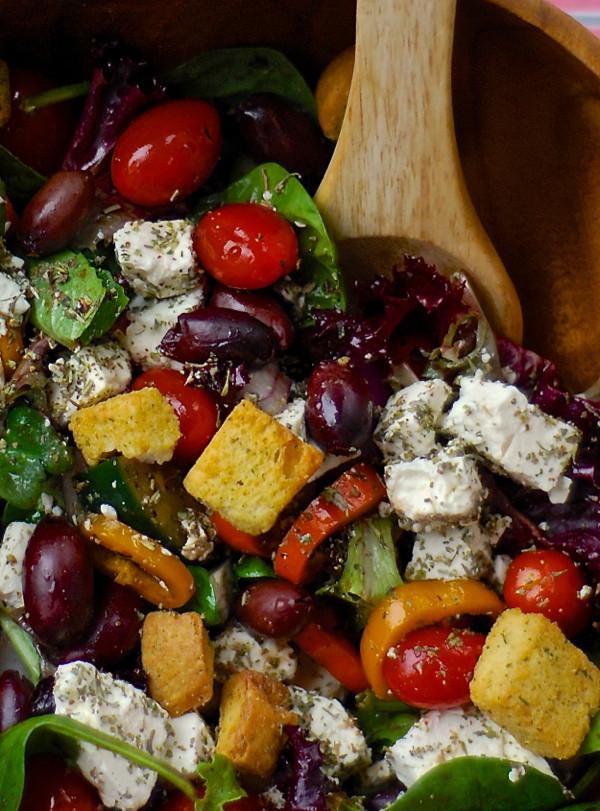 Healthy Homemade Salads  61 healthy homemade salad dressings