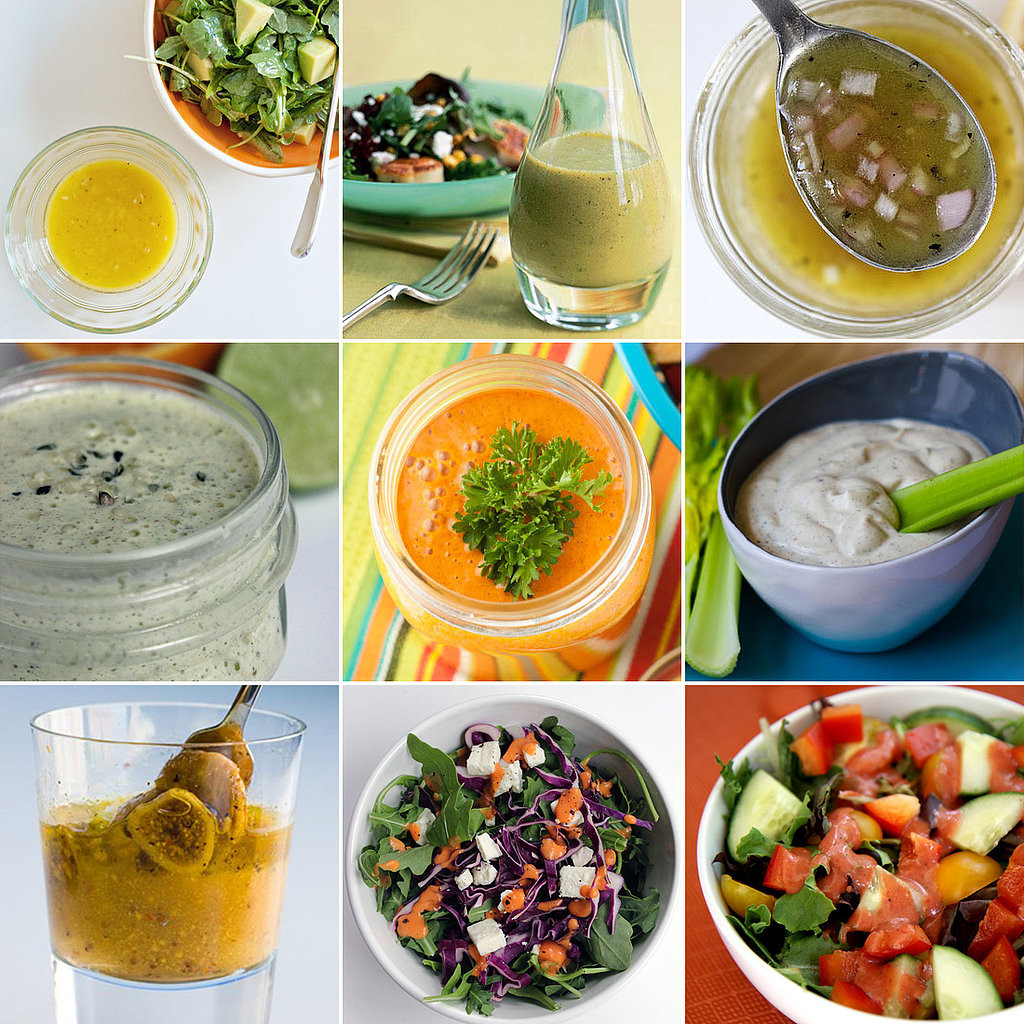 Healthy Homemade Salads  Healthy Salad Dressing Recipes