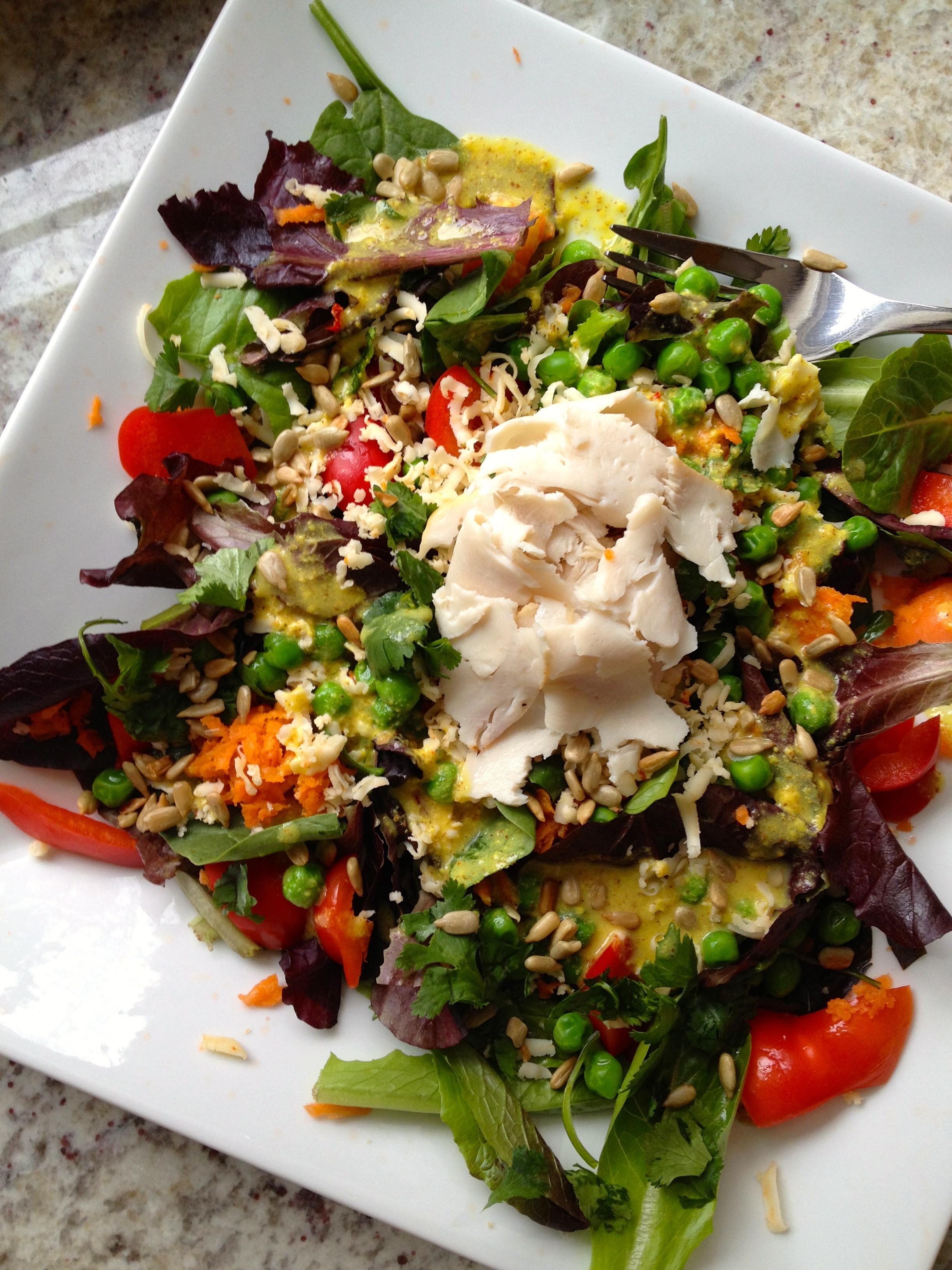 Healthy Homemade Salads  homemade salad recipes
