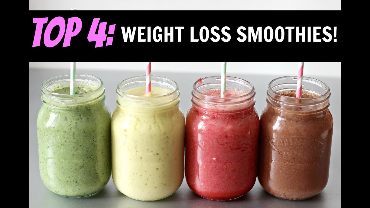 Healthy Homemade Smoothies For Weight Loss  BEST HOMEMADE SMOOTHIES FOR WEIGHT LOSS