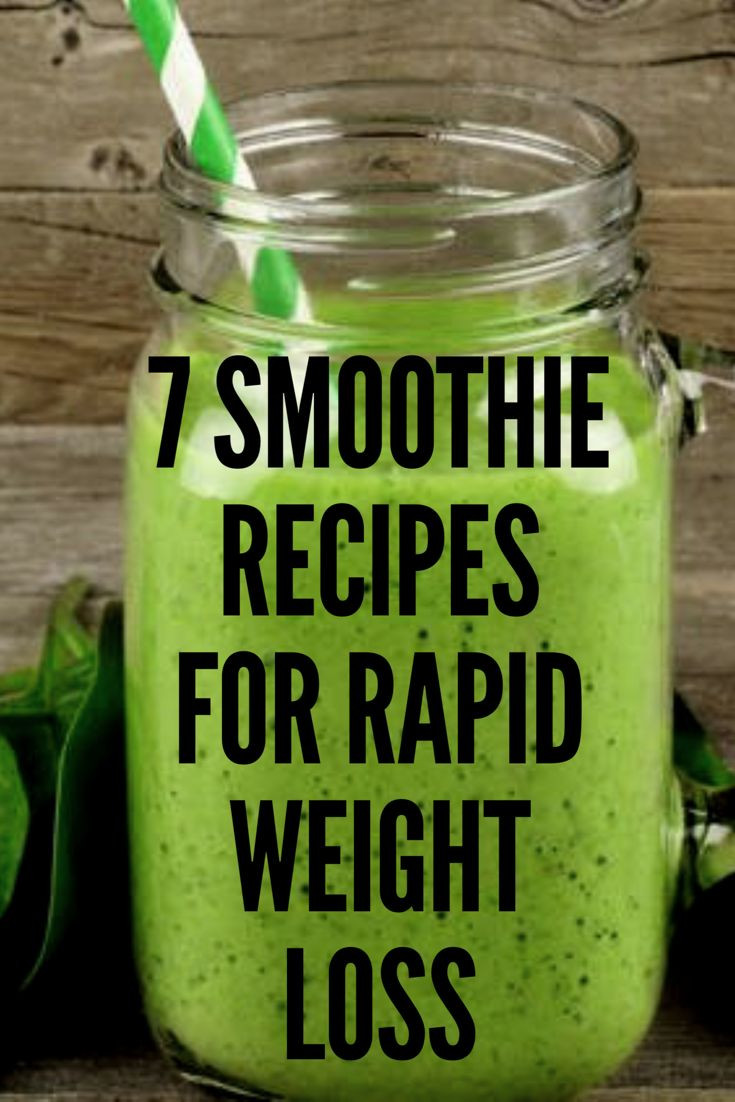 Healthy Homemade Smoothies For Weight Loss  25 bästa Weight loss smoothie recipes idéerna på