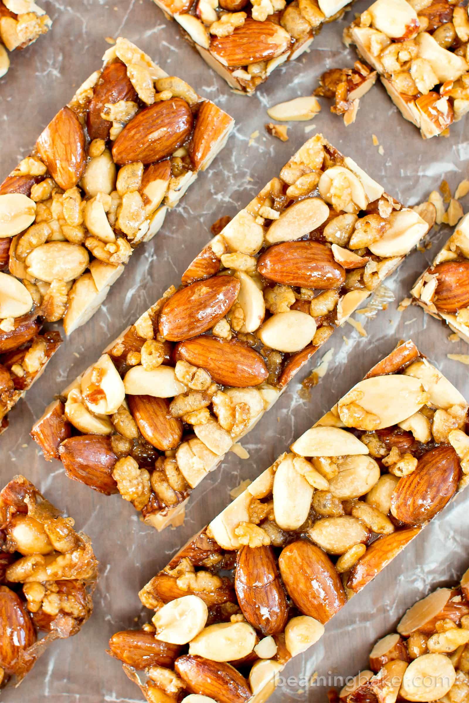 Healthy Homemade Snacks  15 Easy Healthy Gluten Free Vegan Snack Recipes Beaming