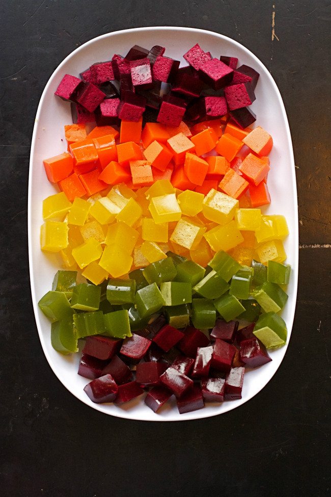 Healthy Homemade Snacks For Kids  A Rainbow of Healthy Homemade Gummy Snacks Modern