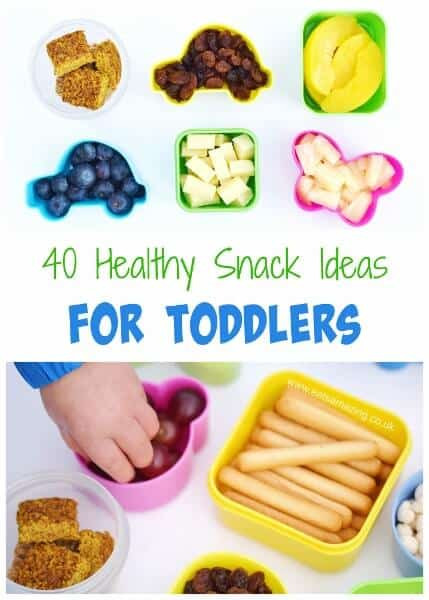 Healthy Homemade Snacks For Toddlers  Healthy Snack Ideas for Toddlers LoveGoodFood