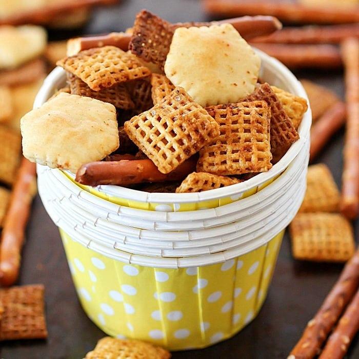 Healthy Homemade Snacks Recipes  Homemade Snack Mix Recipe Yummy Healthy Easy
