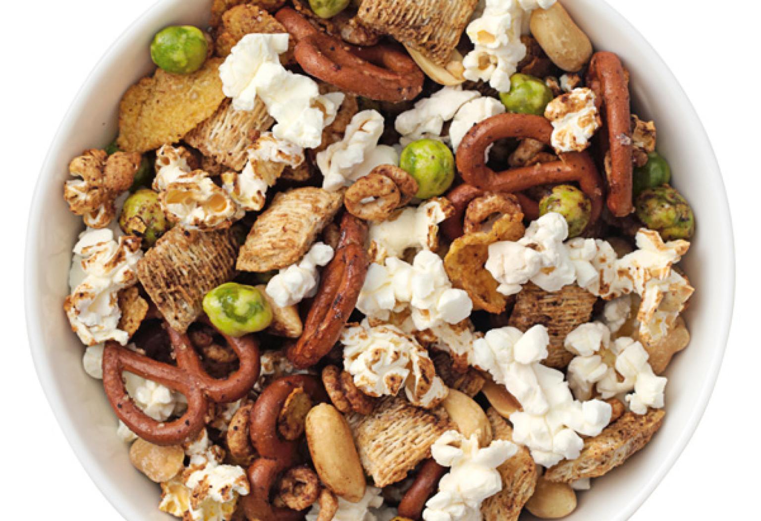 Healthy Homemade Snacks  Healthy Homemade Snacks Minus the Guilt